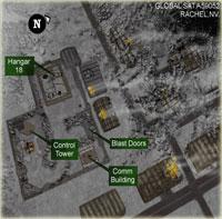 Карта территории X-51