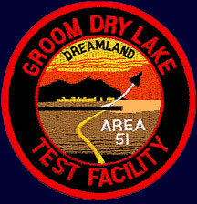 Groom dty lake test facility