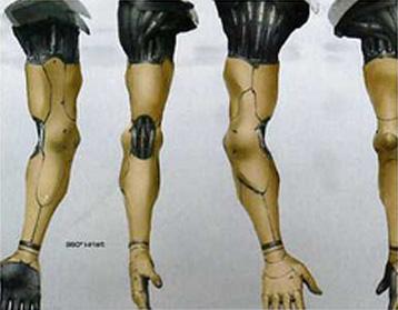 Кибернизированные руки