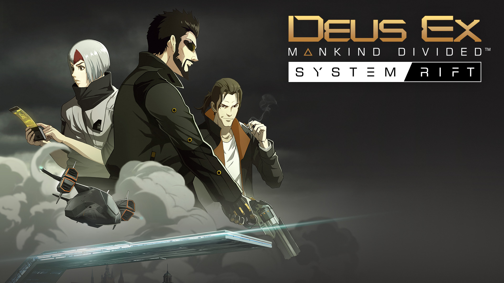 Mankind Divided Release
